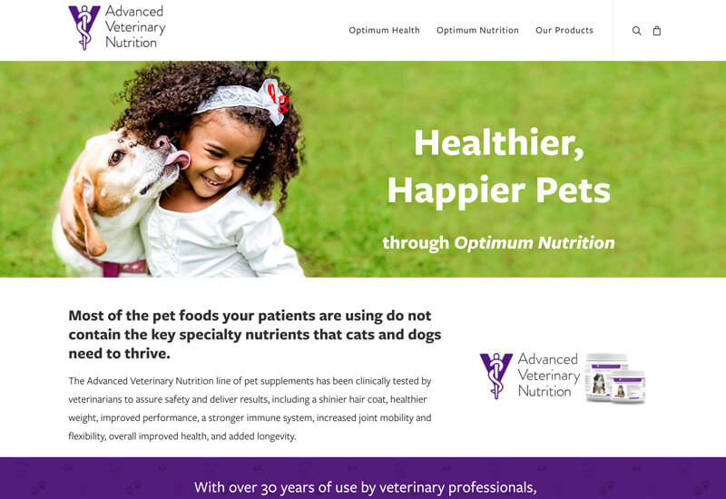 Advanced Veterinary Nutrition